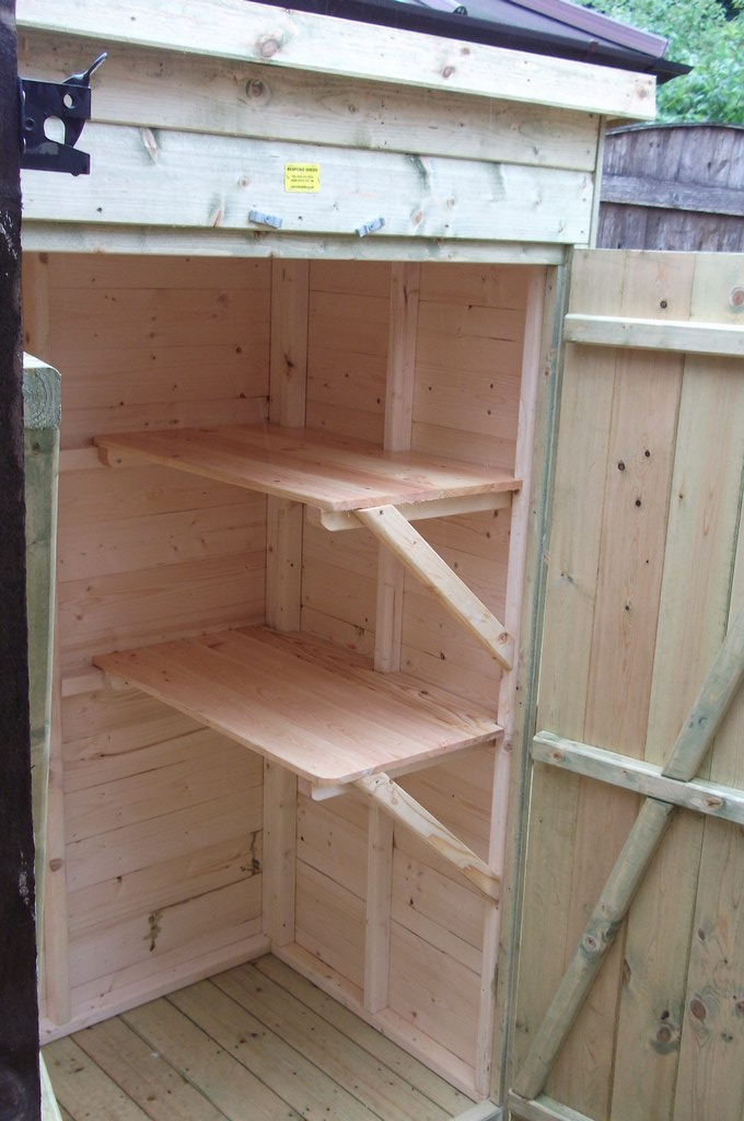 Tool Storage Sheds In